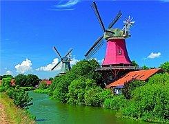 Kush: Windmühle